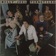 Click here for more info about 'Billy Joel - Turnstiles'