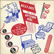 Click here for more info about 'Billy Joel - Uptown Girl'