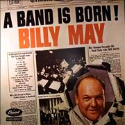 Click here for more info about 'Billy May - A Band Is Born!'