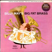 Click here for more info about 'Billy May - Billy May's Big Fat Brass - Stereo'