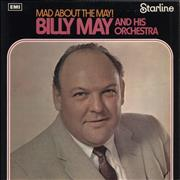 Click here for more info about 'Billy May - Mad About the May!'