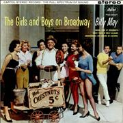 Click here for more info about 'Billy May - The Girls And Boys On Broadway'