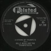 Click here for more info about 'Billy Mure - A String Of Trumpets'