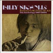Click here for more info about 'Billy Nicholls - Forever's No Time At All - The Anthology 1967 - 2002'
