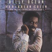 Click here for more info about 'Billy Ocean - Caribbean Queen (No More Love On The Run]'