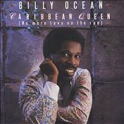 Click here for more info about 'Billy Ocean - Caribbean Queen - Picture Sleeve'