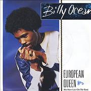 Click here for more info about 'Billy Ocean - European Queen (No More Love On The Run)'