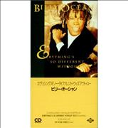 Click here for more info about 'Billy Ocean - Everything's So Different Without You'