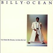 Click here for more info about 'Billy Ocean - Get Outta My Dreams, Get Into My Car'