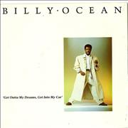 Click here for more info about 'Billy Ocean - Get Outta My Dreams, Get Into My Car - Glossy Sleeve'