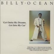 Click here for more info about 'Billy Ocean - Get Outta My Dreams'