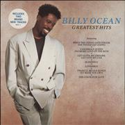 Click here for more info about 'Billy Ocean - Greatest Hits - Hype Stickered Sleeve'