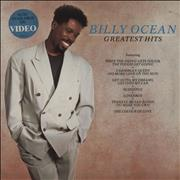 Click here for more info about 'Billy Ocean - Greatest Hits - Stickered Sleeve'