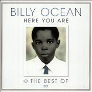Click here for more info about 'Billy Ocean - Here You Are + The Best Of'