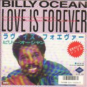 Click here for more info about 'Billy Ocean - Love Is Forever'