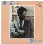 Click here for more info about 'Billy Ocean - Loverboy - P/S'