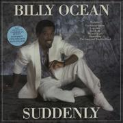 Click here for more info about 'Billy Ocean - Suddenly - Stickered sleeve'