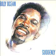 Click here for more info about 'Billy Ocean - Suddenly - 1st'