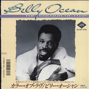 Click here for more info about 'Billy Ocean - The Colour Of Love'