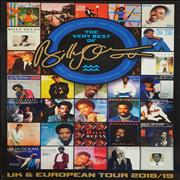 Click here for more info about 'Billy Ocean - The Very Best Of - Autographed'
