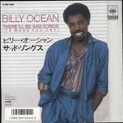 Click here for more info about 'Billy Ocean - There'll Be Sad Songs (To Make You Cry)'