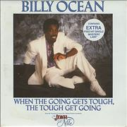 Click here for more info about 'Billy Ocean - When The Going Gets Tough The Tough Get Going - Double pack'