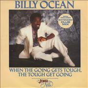 Click here for more info about 'Billy Ocean - When The Going Gets Tough'
