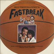 Click here for more info about 'Billy Preston - Fastbreak'