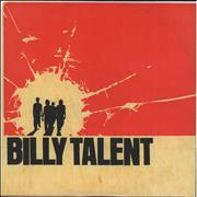 Click here for more info about 'Billy Talent - Album'