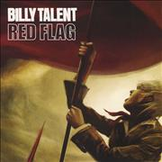 Click here for more info about 'Billy Talent - Red Flag - Red Vinyl'