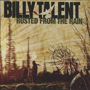 Click here for more info about 'Billy Talent - Rusted From The Rain'