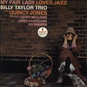 Click here for more info about 'Billy Taylor - My Fair Lady Loves Jazz - green label'