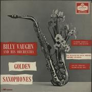 Click here for more info about 'Billy Vaughn - Golden Saxophones'
