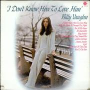 Click here for more info about 'Billy Vaughn - I Don't Know How To Love Him'