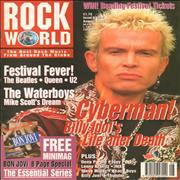 Click here for more info about 'Billy Idol - Billy Idol - Rock World Number 8'