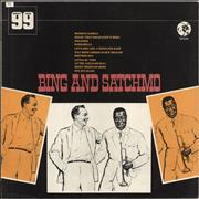 Click here for more info about 'Bing Crosby & Louis Armstrong - Bing And Satchmo'