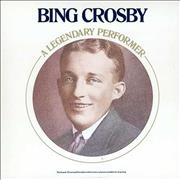 Click here for more info about 'Bing Crosby - A Legendary Performer'