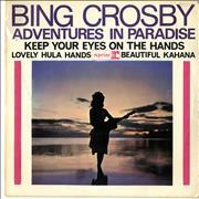 Click here for more info about 'Bing Crosby - Adventures In Paradise EP'