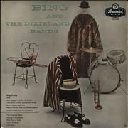 Click here for more info about 'Bing Crosby - Bing And The Dixieland Bands'