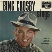Click here for more info about 'Bing Crosby Sings'