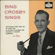 Click here for more info about 'Bing Crosby - Bing Crosby Sings'