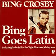 Click here for more info about 'Bing Crosby - Bing Goes Latin'