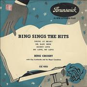 Click here for more info about 'Bing Crosby - Bing Sings The Hits'