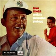 Click here for more info about 'Bing Crosby - Bing Sings Whilst Bregman Swings'