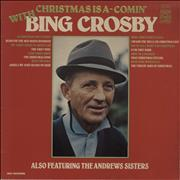 Click here for more info about 'Bing Crosby - Christmas Is A-Comin''