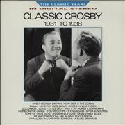 Click here for more info about 'Classic Crosby 1931-1938'