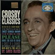 Click here for more info about 'Bing Crosby - Crosby Classics'