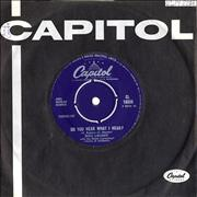 Click here for more info about 'Bing Crosby - Do You Hear What I Hear ?'