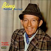 Click here for more info about 'Bing Crosby - Feels Good Feels Right'