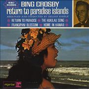 Click here for more info about 'Bing Crosby - Return To Paradise Islands EP'